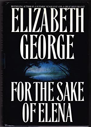 For the Sake of Elena (inscribed copy)