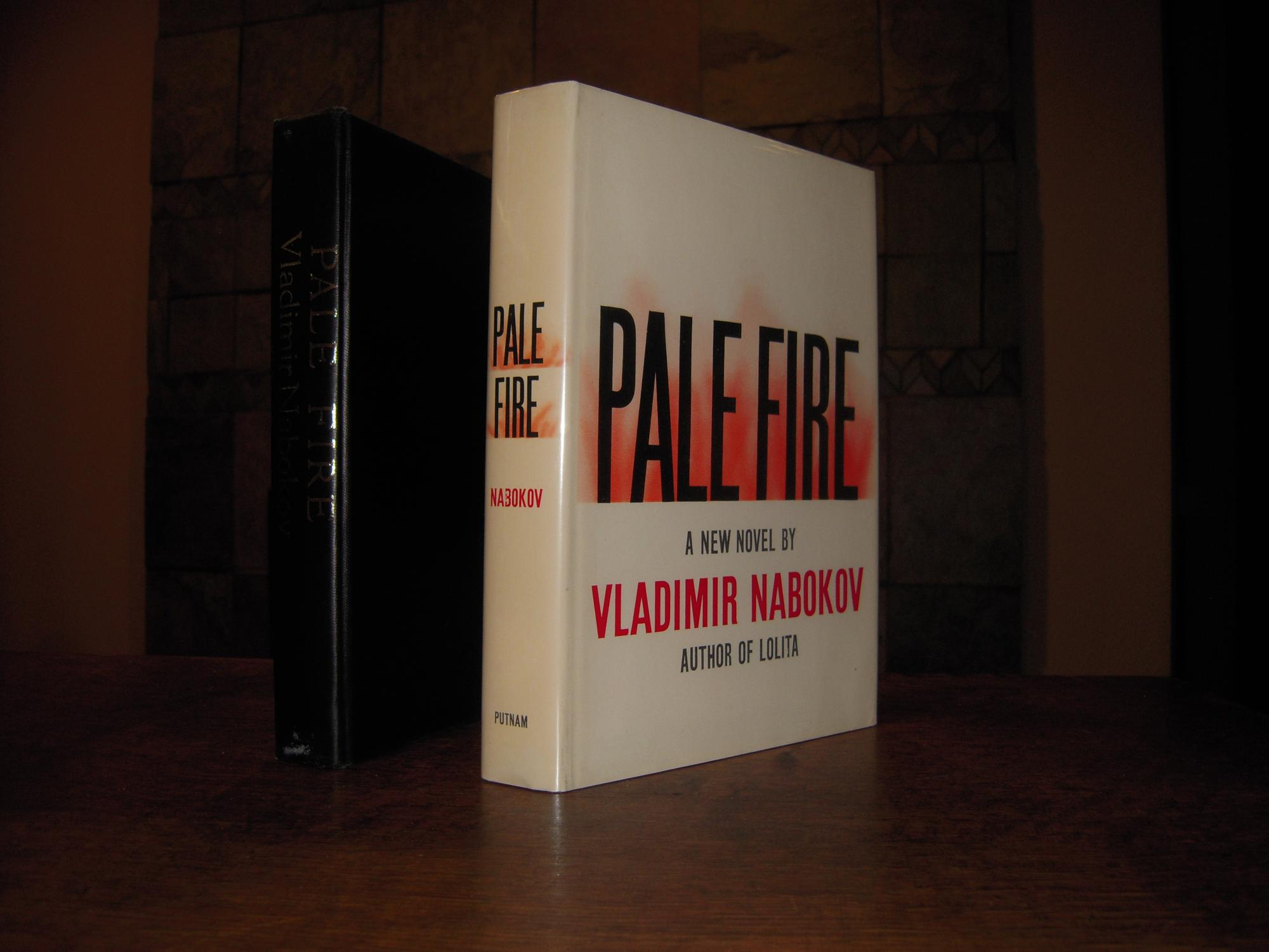 the literary works of vladimir nabokov essay Hailed pale fire as one of the great works of art of the century  gentle fun at specific literary models,  vladimir nabokov pale fire.