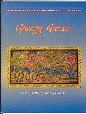 Greasy Grass magazine, May 1998, Volume 14: Barnard, Sandy (Editor)
