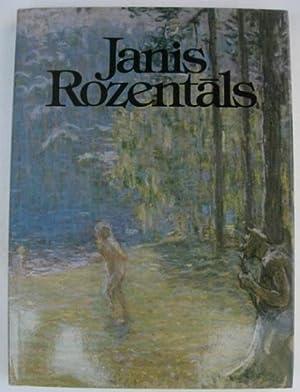 Janis Rozentals [Jan Rosenthal]: Talvio, Maila