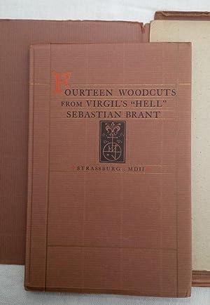 Descensus Averno; Fourteen Woodcuts Reproduced from Sebastian Brant's Virgil, Strassburg, MDII...