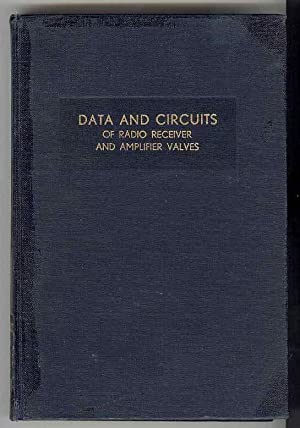 DATA AND CIRCUITS of Radio Receiver and: Markus, N. S.