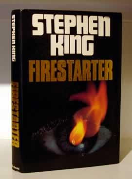 firestarter king stephen