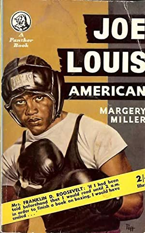 Joe Louis: American: Miller, Margery