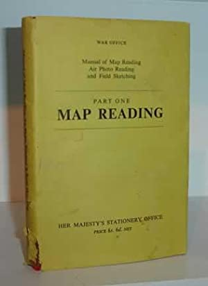 Manual of Map Reading, Air Photo Reading: The War Office