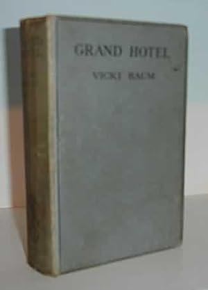 Grand Hotel: Baum, Vicki