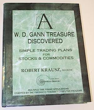 W.D. Gann Treasure Discovered: Krausz, Robert