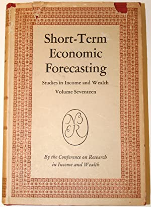 Short-Term Economic Forecasting: Studies in Income and: National Bureau of
