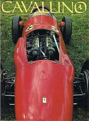 Cavallino Magazine 13 - Ferrari
