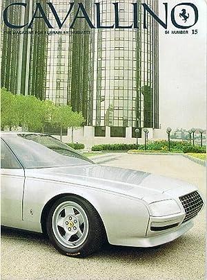 Cavallino Magazine 15 - Ferrari