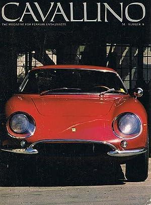 Cavallino Magazine 9 - Ferrari