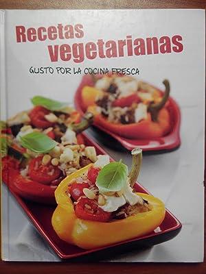 Recetas vegetarianas: Departamento editorial