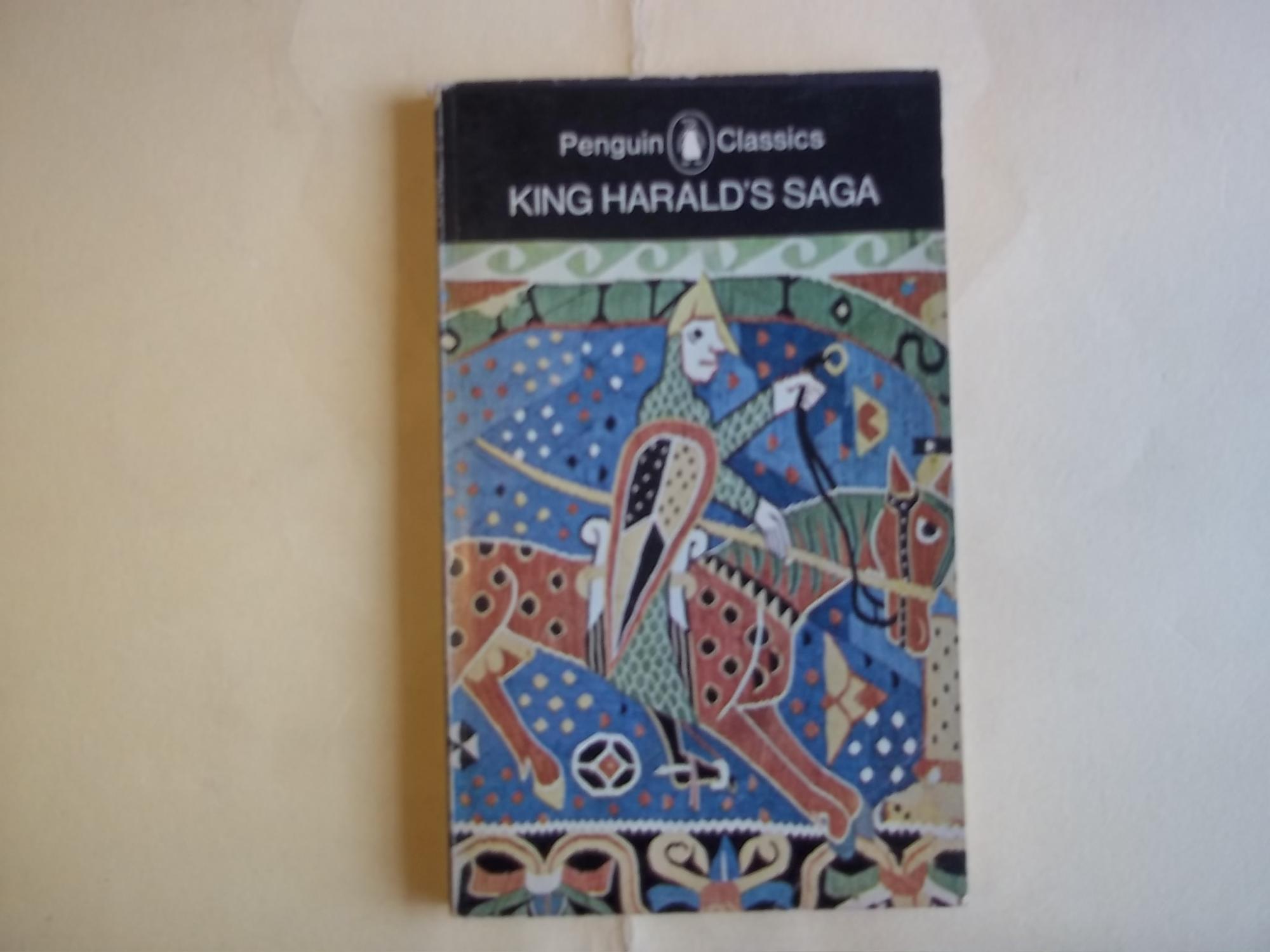 KING HARALD S SAGA PDF
