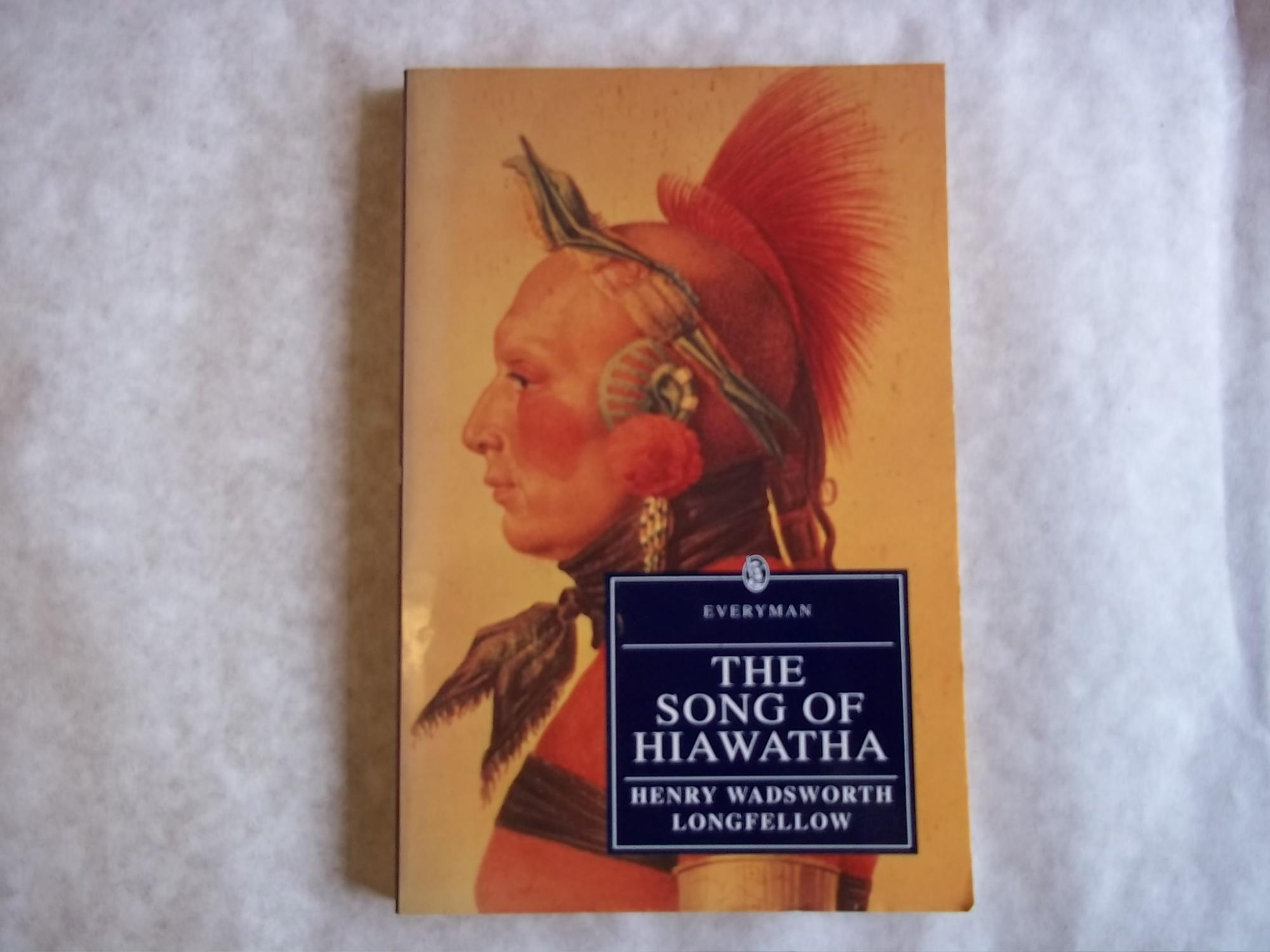 song of hiawatha by longfellow abebooks