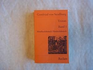 Tristan Band 1.: Gottfried;Krohn, Rudiger