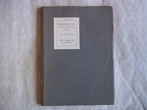 Horace in Modern Dress ( 1951) A: Horace