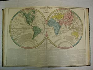 Le Sage`s Atlas. Historical, Genealogical, Chronological and Geographical Atlas, Exhibiting All t...