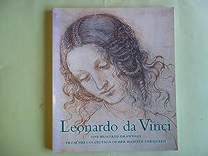 Leonardo Da Vinci. One Hundred Drawings from: da Vinci, Leonardo/Clayton.