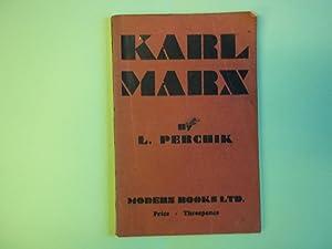 Karl Marx.: Perchik. L