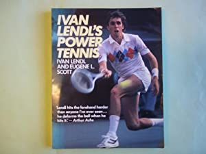 Power Tennis. Signed By Ivan Lendl.: Lendl, Ivan; Scott, Eugene L.