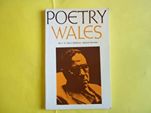 Poetry Wales. Sir T.H. Parry-Williams Special Number.: Adams. Sam/Parry-Williams. Sir