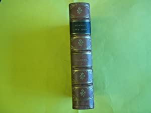 Dombey and Son. With Eight Illustrations. IN FINE LEATHER BINDING.