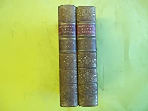 The Life and Letters of Lord Macaulay. Second Edition with Additions and Corrections. TWO VOLUME ...