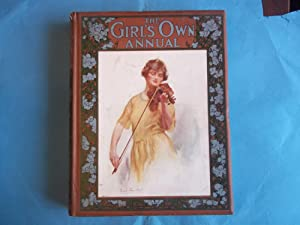 The Girls Own Annual. (1922)