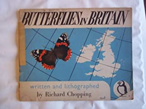 Butterflies in Britain. A Puffin Picture Book.