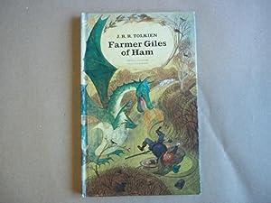 Farmer Giles of Ham. Embellished By Pauline: J. R. R.