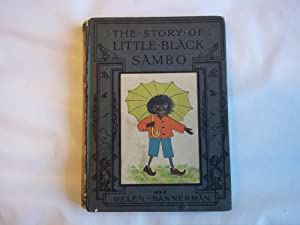 The Story of little Black Sambo. Sixteenth Edition.