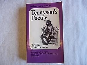 Tennyson's Poetry.A Norton critical Edition.: Tennyson, Alfred Lord
