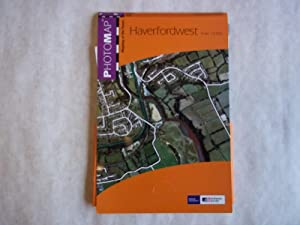 Photo Map, Haverfordwest, Scale 1:6,600: Anon