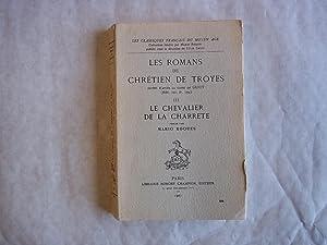 Les Romans De Chretien De Troyes. III.: de Troyes, Chrétien;