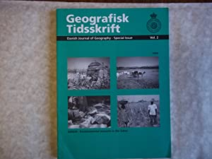 Danish Journal of Geography-Special Issue Volume. 2.: Anon