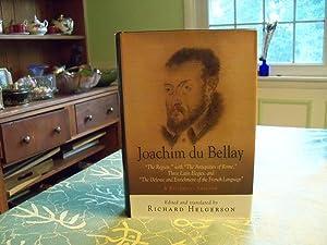 "Joachim du Bellay: ""The Regrets,"" with ""The: Joachim du Bellay"