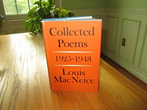 Collected Poems 1925 - 1948: Louis MacNeice