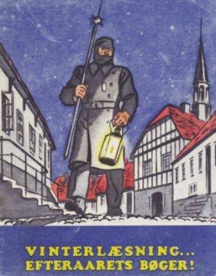 Vinterlæsning . efteraarets Bøger!