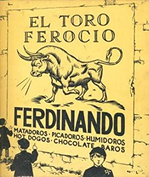 The Story of Ferdinand.: Leaf, Munro,