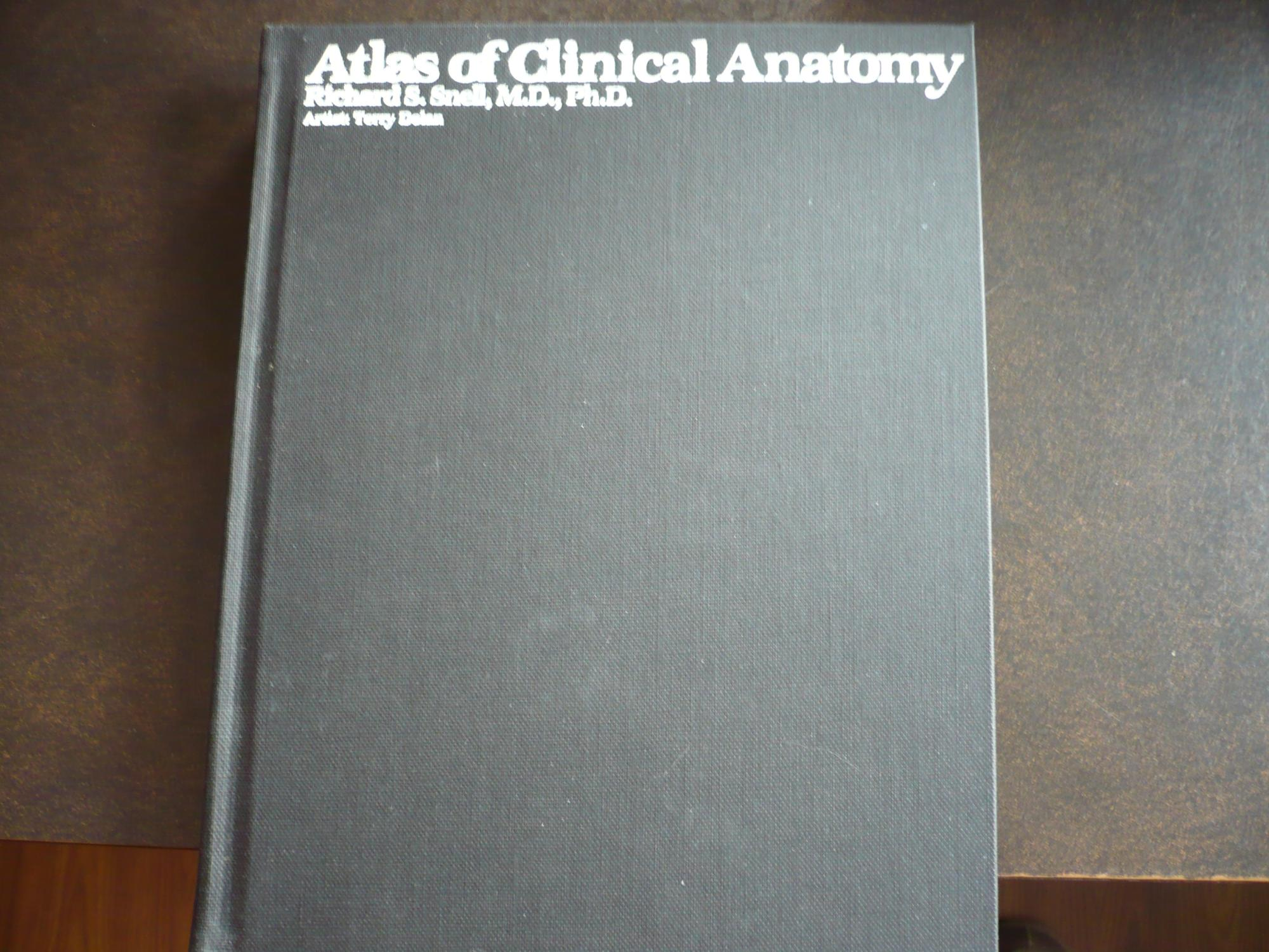 Clinical Anatomy By Richard Snell Abebooks