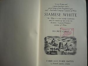 Siamese White.: Collis, Maurice