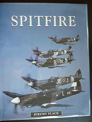 Spitfire.: Flack, Jeremy.