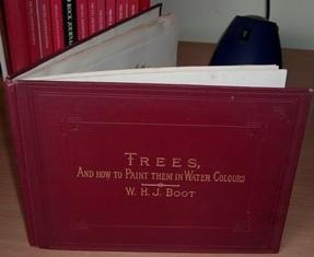 Trees, and How to Paint Them in Water-colours.: BOOT W. H. J.