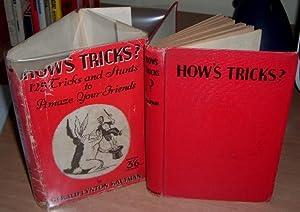 How's Tricks?: KAUFMAN Gerald Lynton.