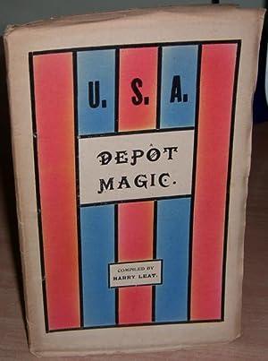 U.S.A. Depot Magic.: LEAT Harry.