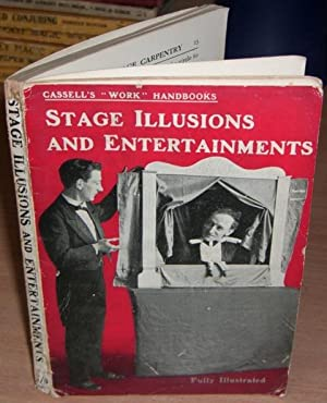 Stage Illusions and Entertainments.: ANONYMOUS.