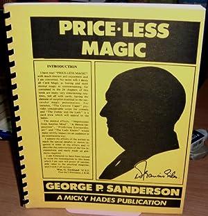 Price-Less Magic.: SANDERSON George P.