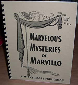 Marvelous Mysteries of Marvillo.: LIEBERTZ Arnold.