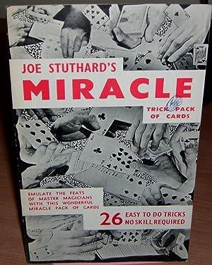 Joe Stuthard's Miracle Trick Pack of Cards.: STUTHARD Joe.
