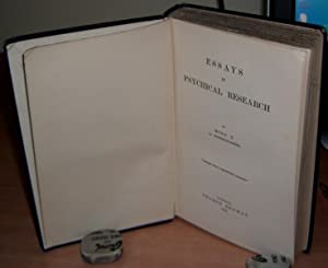 Essays in Psychical Research.: MISS X (A. GOODRICH-FREER).